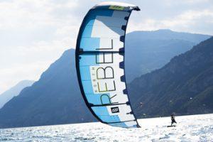Ein Kite zur Miete bei Avid Kiteboarding