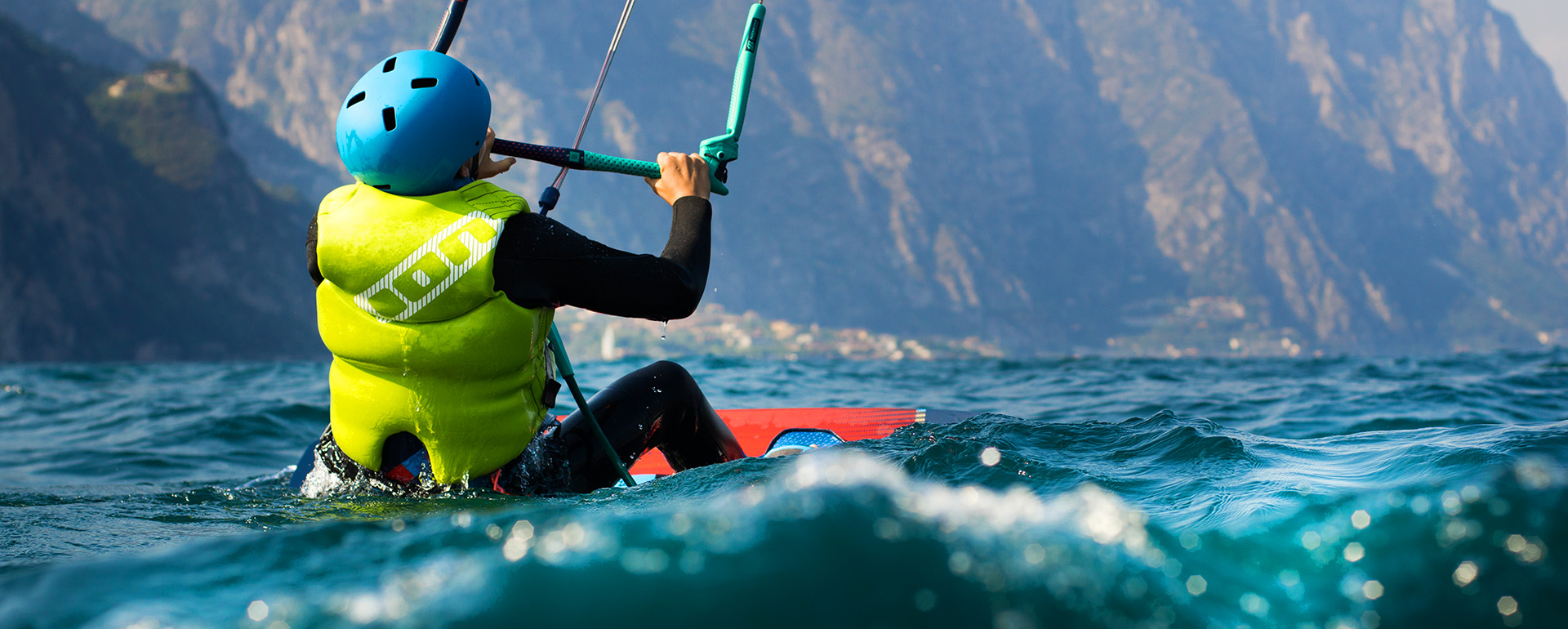 Kiteschule Gardasee