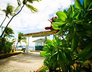 Hotel in der Karibik