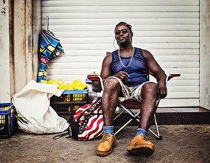 Einwohner der Karibik