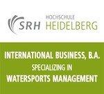 Universität Heidelberg mit Wassersport management