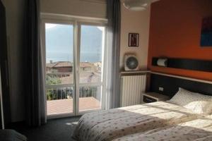 Ein Zimmer von Hotel Carlo am Kitespot