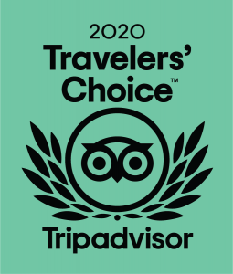 Das Logo von Tripadvisor