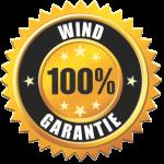 100 prozent windgarantie