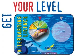 Kitesurfing Lizenz von VDWS